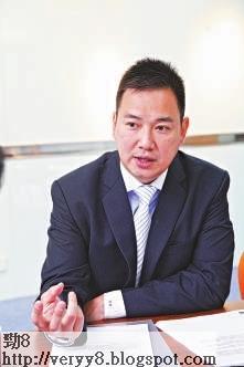 安達人壽營業經理蔡子健