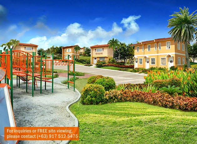 Camella Dasmarinas Island Park - Village Amenities & Facilities