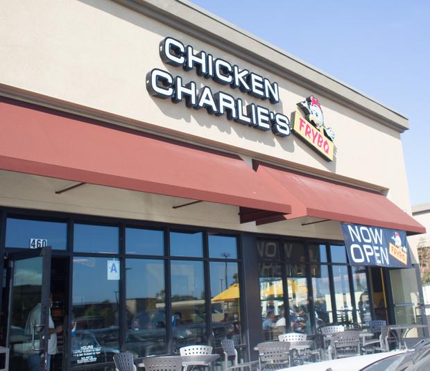 Chicken Charlie's FryBQ