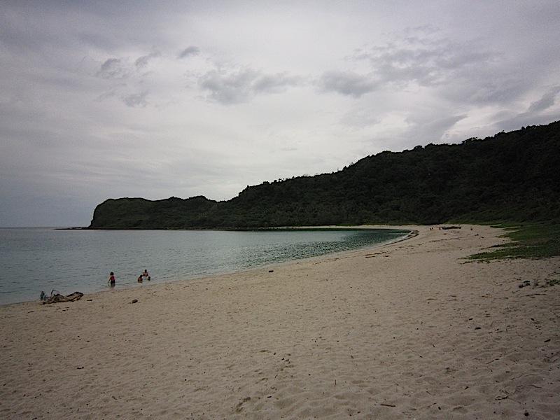Blue Lagoon in Pagudpud, Ilocos Norte