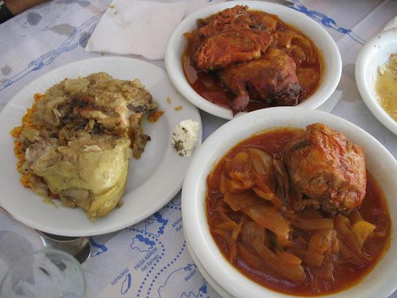 Platillos caseros tradicionales de carne