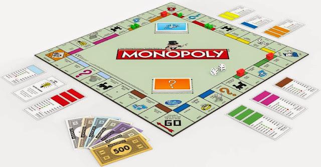 Cờ tỷ phú Monopoly Fast-Dealing với tính năng nổi bật Speed Die cho một game có cường độ cao