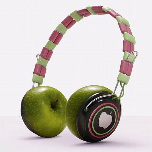 水果蔬菜創意設計