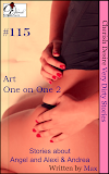 Cherish Desire: Very Dirty Stories #115, Art, Angel, One on One 2, Alexi & Andrea, Max, erotica