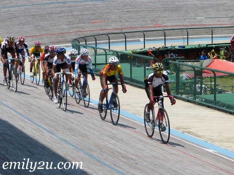 National Junior Track Cycling Championships
