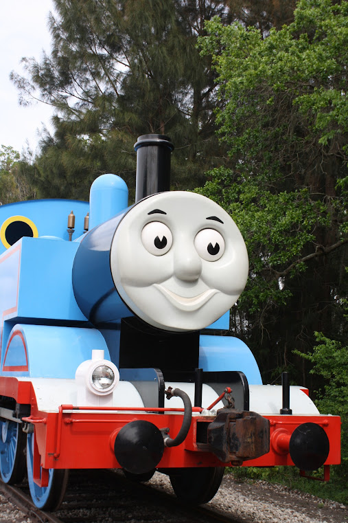 Day Out With Thomas Returns to Tampa {Giveaway}