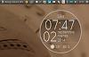 Información astronómica en Ubuntu con Indicator Lunar