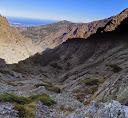 Le vallon de Meta di Filu depuis Bocca di Taïta