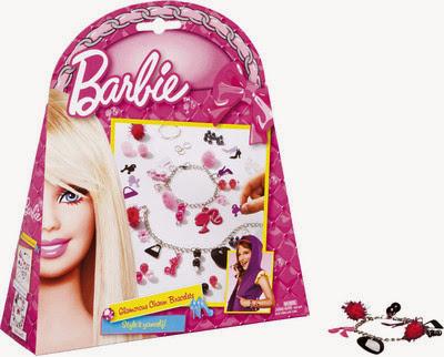 Hạt trang sức cô nàng Barbie Totum giúp bé rèn luyện sự khéo léo và khiếu thẩm mỹ