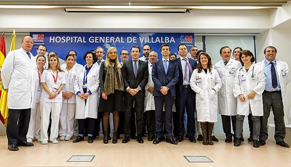 Madrid es la región europea que más hospitales ha construido en la última década