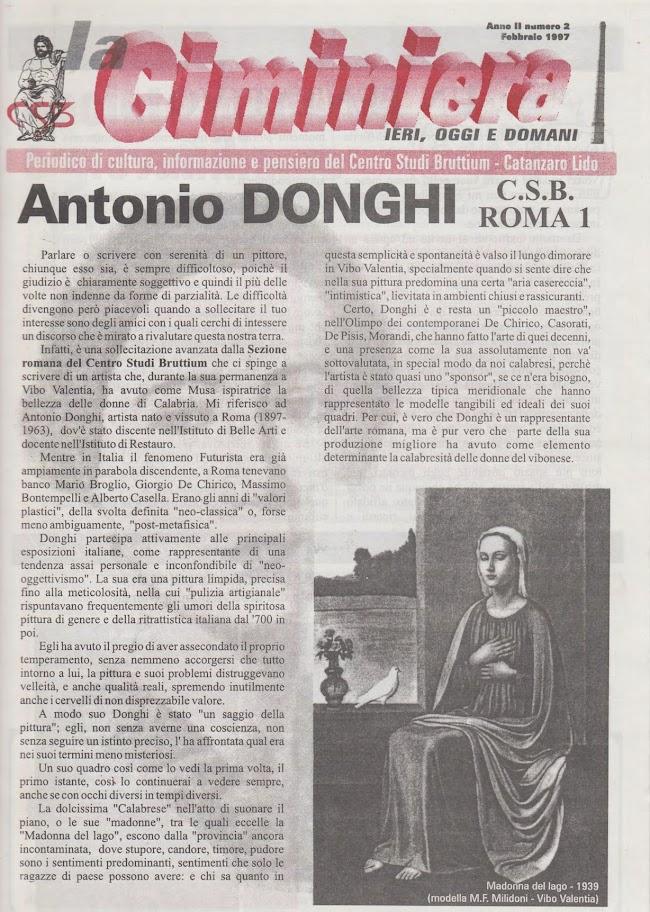 La Ciminiera n. 2 anno 1997