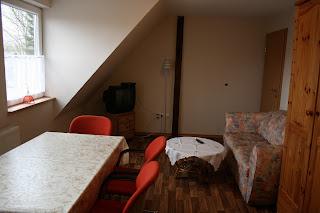 Wohnzimmer, Wohnung 1