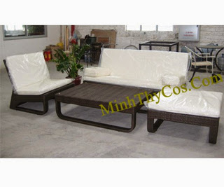 Rattan Sofa Set-MT134