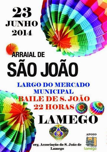 Arraial de S. João - Lamego - 23 de Junho de 2014