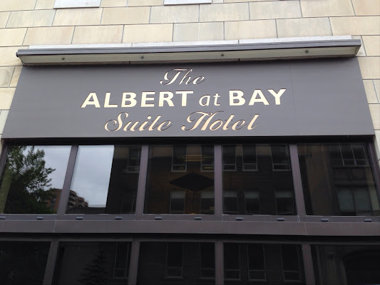 The Albert at Bay Suite Hotel