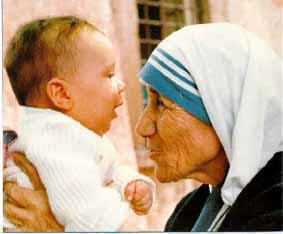 Ser Conscientes La Alegria Madre Teresa De Calcuta