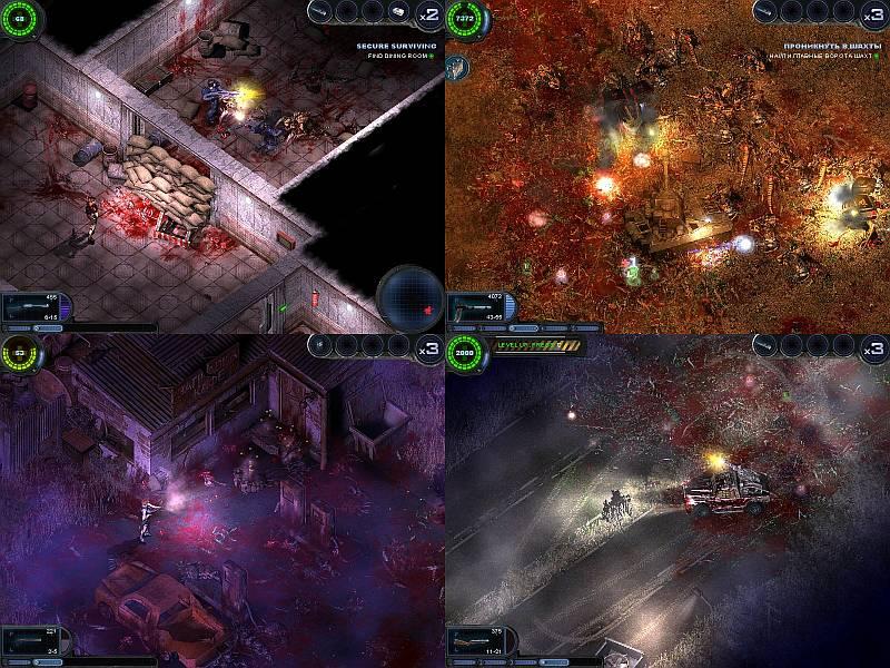 run alien game