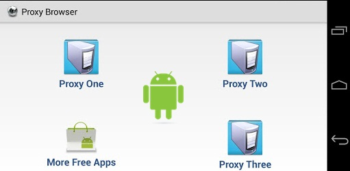 aplikasi proxy browser for android