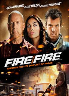 Không Nhân Nhượng - Fire With Fire - 2012