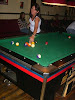 Pool at Merv's(2007)