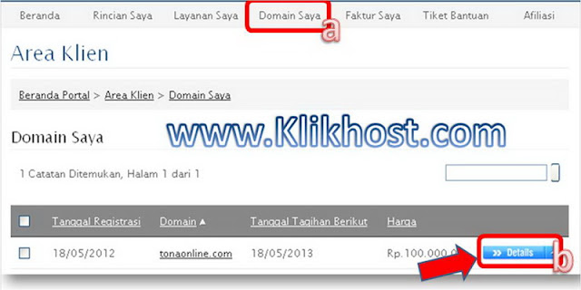 Cara Setting Blogspot Custom Domain