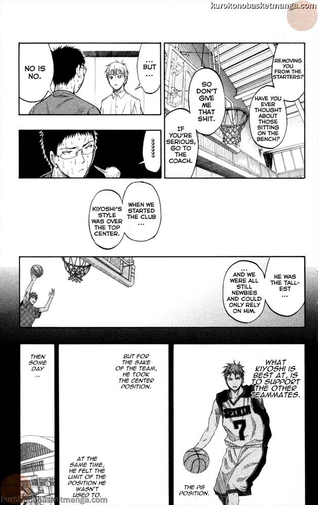 Kuroko no Basket Manga Chapter 56 - Image 15
