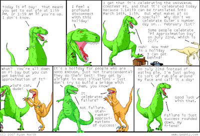 Dinosaur philosophy