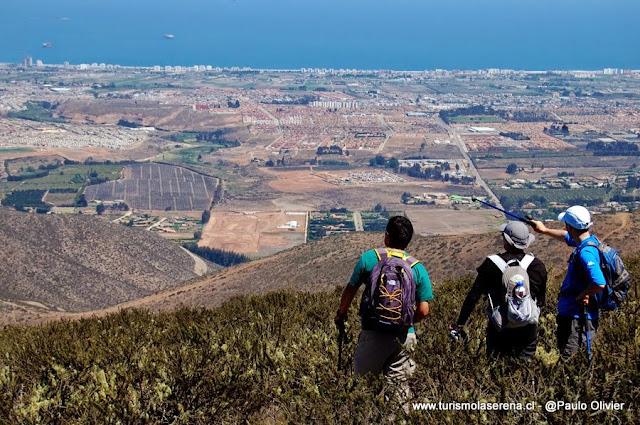 Trekking Cerro Corazon