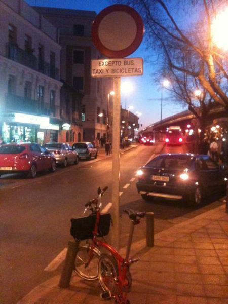 Avenida de Peña Prieta hoy
