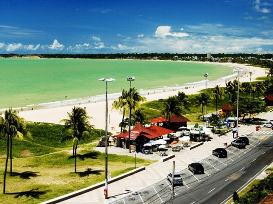 Praia do Cabo Branco - Foto Internet