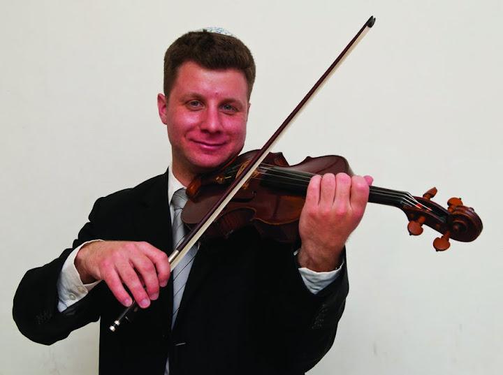 A violin virtuoso