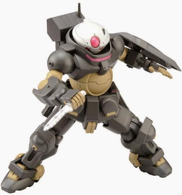 Tạo ra nhiều tư thế đẹp mắt cho Gundam Grimoire HG Reconguista in G tỷ lệ 1/144