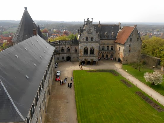 Schloss Bentheim, Bad Bentheim, Münsterland