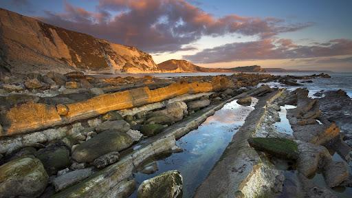 Mupe Bay, Jurassic Coast, Dorset, England.jpg