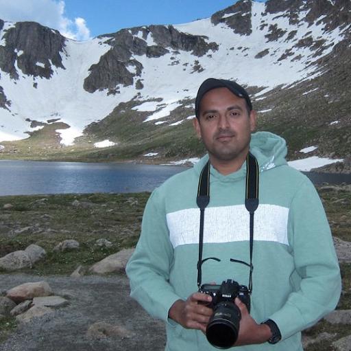 Anil Raghavan Photo 16