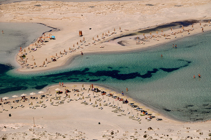 Balos Beach Crete (15 Best Beaches in Greece).