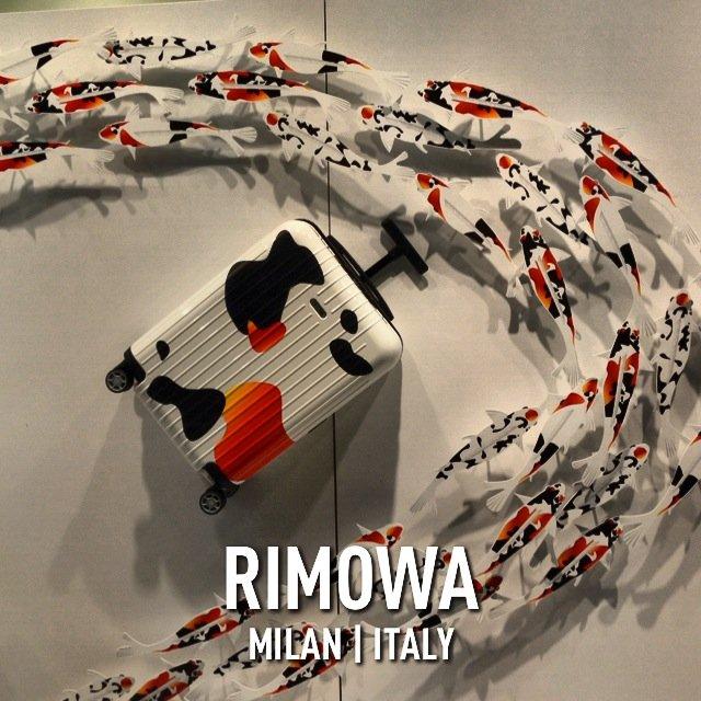 RIMOWA MILANO