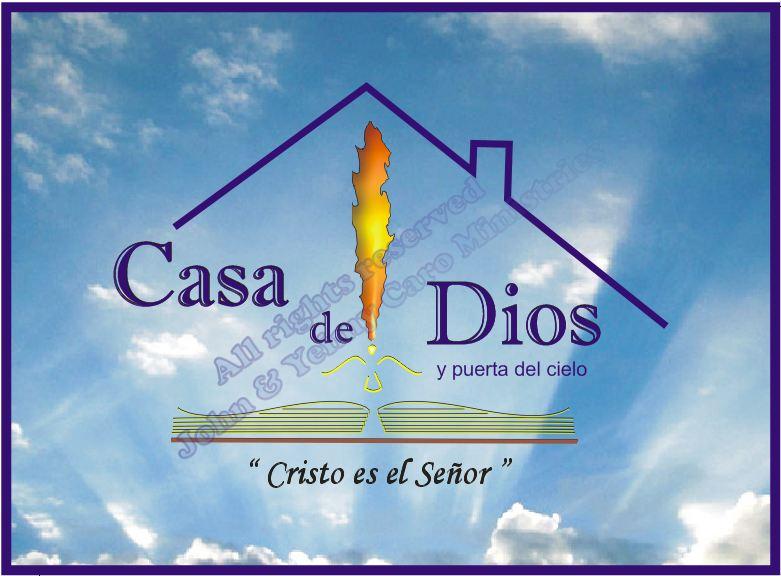 Casa de dios y puerta del cielo identidad de casa de dios