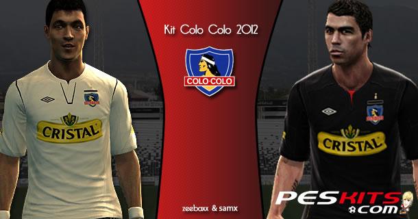 Colo Colo 2012 Kitset - PES 2012