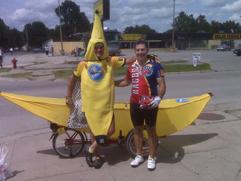 Fitness Friday: Give bananas a break!
