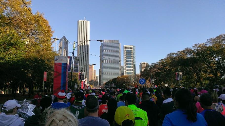 IMAG6874 My Chicago Marathon Recap   #TeamDannyDid