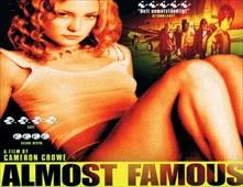 مشاهدة فيلم Almost Famous