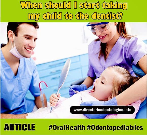 odontopediatrics