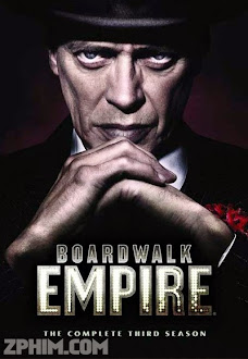 Đế Chế Ngầm 3 - Boardwalk Empire Season 3 (2012) Poster