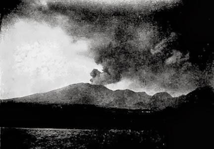 historia sobreviviente Monte Pelée