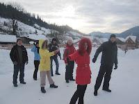 Фоторепортаж с тренинга по ньяса-йоге 12-18 февраля 2012г в Карпатах.781