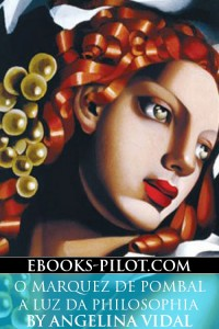 Cover of O Marquez De Pombal A Luz Da Philosophia