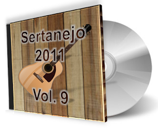 CD Sertanejo 2011 - Volume 9 (Novos Sucessos)