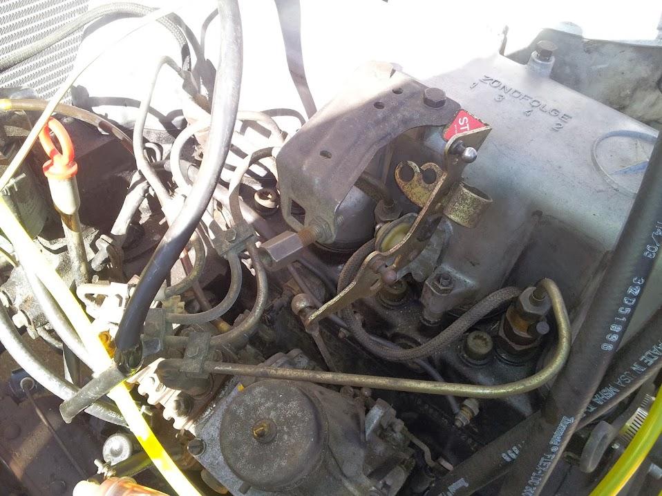 mercedes diesel swap info request - The CJ2A Page Forums