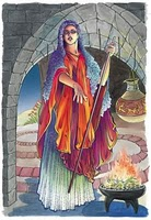 Goddess Tabiti Image